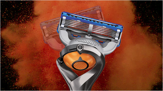 Gillette ProGlide Power Flexball